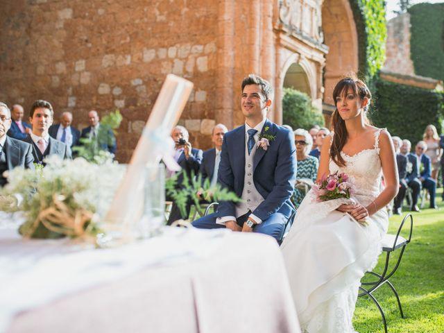 La boda de Ignacio y Noelia en Ayllon, Segovia 120