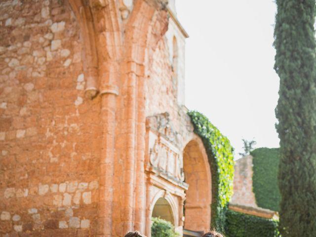 La boda de Ignacio y Noelia en Ayllon, Segovia 121