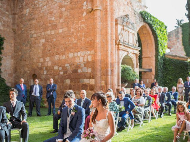 La boda de Ignacio y Noelia en Ayllon, Segovia 122
