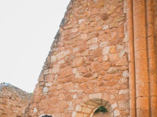La boda de Ignacio y Noelia en Ayllon, Segovia 123