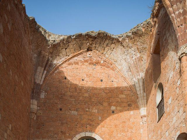 La boda de Ignacio y Noelia en Ayllon, Segovia 124