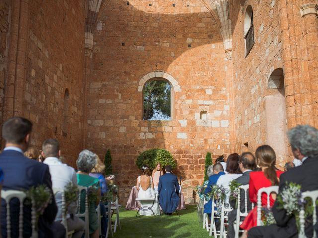 La boda de Ignacio y Noelia en Ayllon, Segovia 125