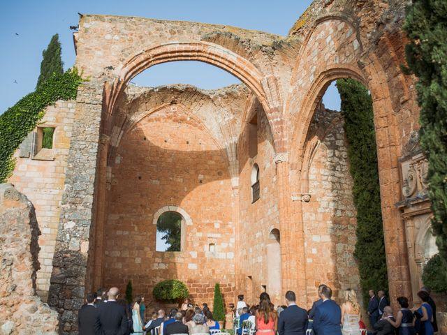 La boda de Ignacio y Noelia en Ayllon, Segovia 126