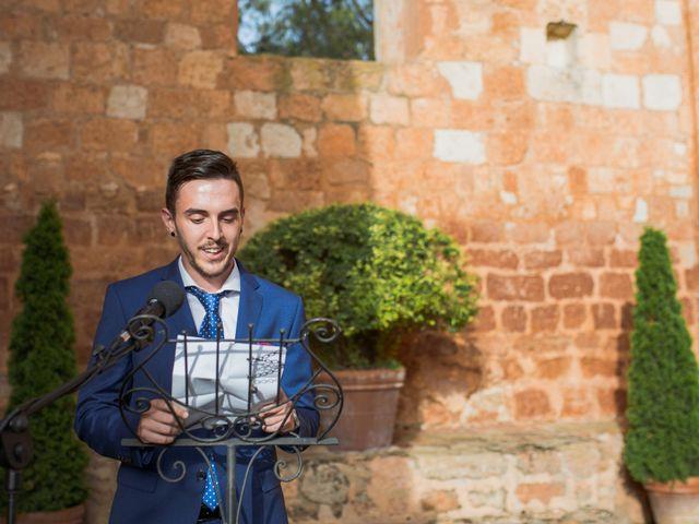 La boda de Ignacio y Noelia en Ayllon, Segovia 127