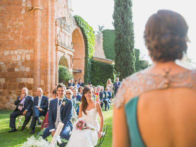 La boda de Ignacio y Noelia en Ayllon, Segovia 128