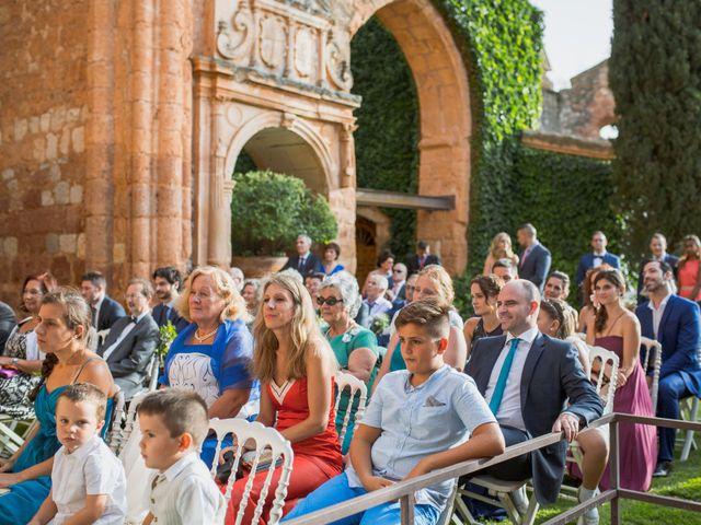 La boda de Ignacio y Noelia en Ayllon, Segovia 130
