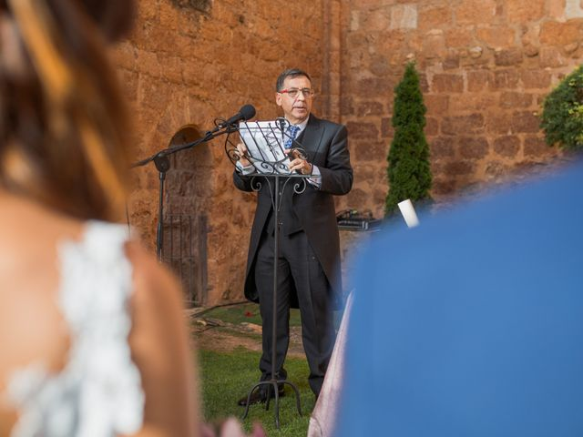 La boda de Ignacio y Noelia en Ayllon, Segovia 132