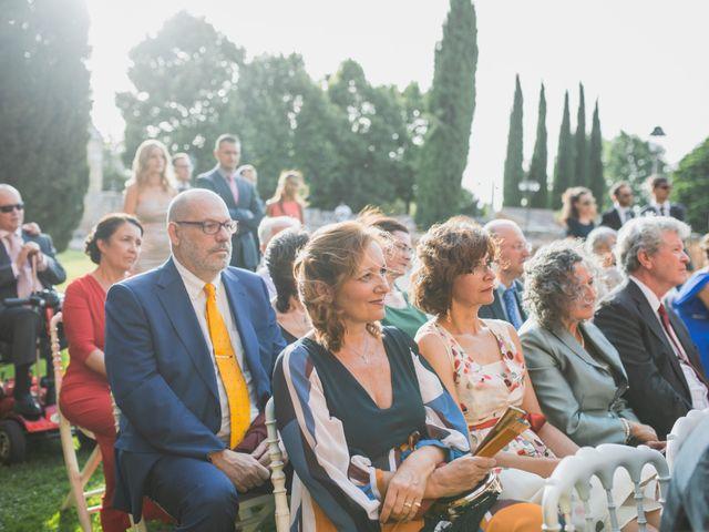La boda de Ignacio y Noelia en Ayllon, Segovia 134