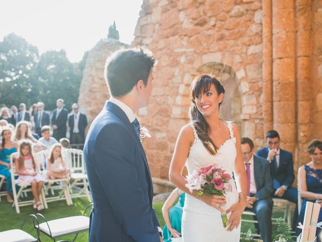 La boda de Ignacio y Noelia en Ayllon, Segovia 135