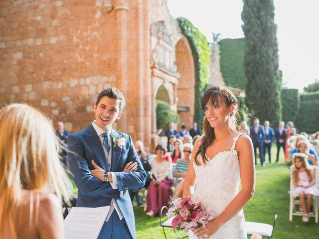 La boda de Ignacio y Noelia en Ayllon, Segovia 136