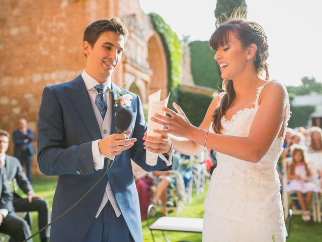 La boda de Ignacio y Noelia en Ayllon, Segovia 138