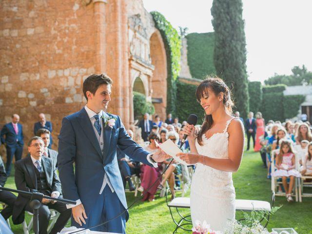 La boda de Ignacio y Noelia en Ayllon, Segovia 142