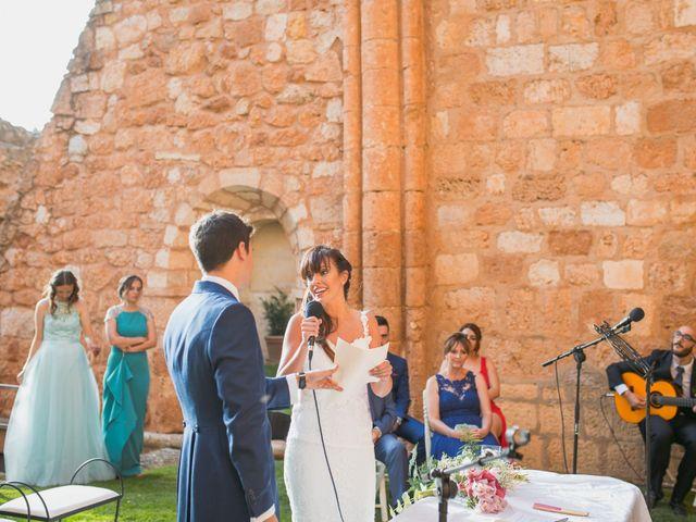 La boda de Ignacio y Noelia en Ayllon, Segovia 144