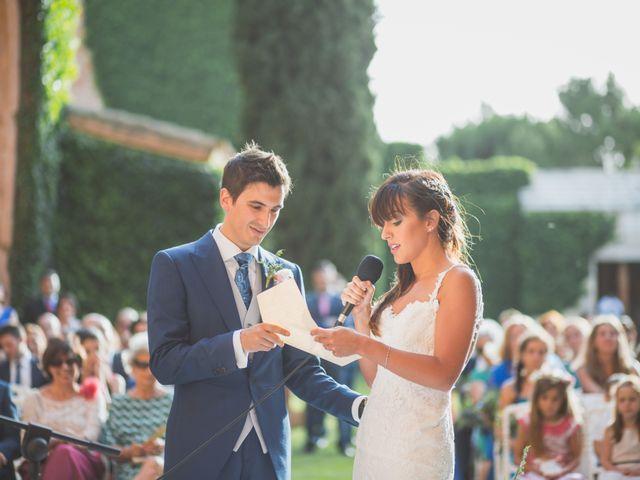 La boda de Ignacio y Noelia en Ayllon, Segovia 145