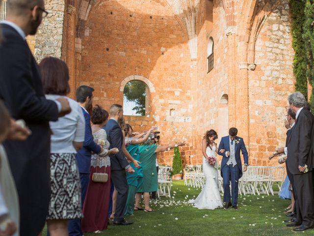 La boda de Ignacio y Noelia en Ayllon, Segovia 151