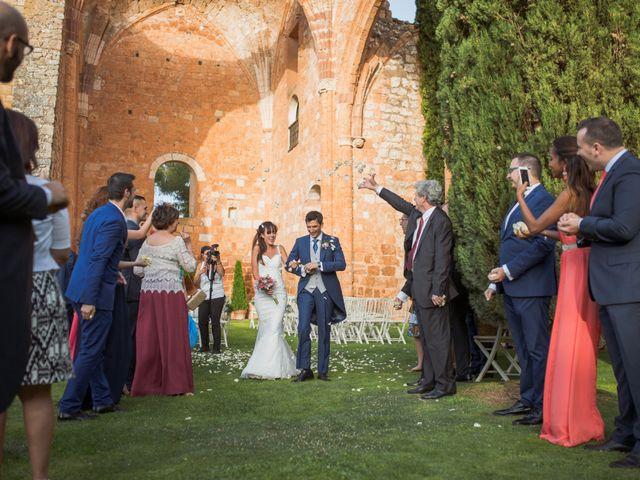 La boda de Ignacio y Noelia en Ayllon, Segovia 152