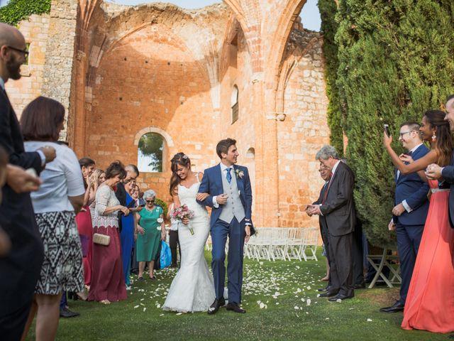 La boda de Ignacio y Noelia en Ayllon, Segovia 153