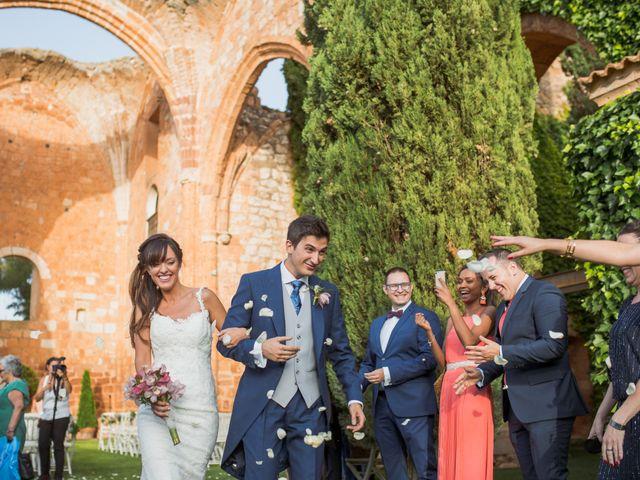 La boda de Ignacio y Noelia en Ayllon, Segovia 154