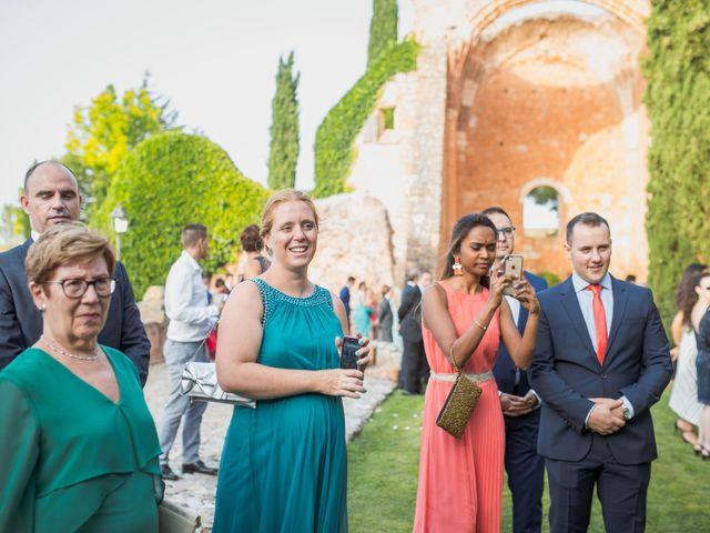 La boda de Ignacio y Noelia en Ayllon, Segovia 155