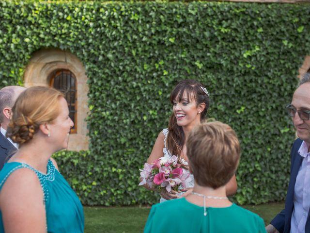 La boda de Ignacio y Noelia en Ayllon, Segovia 157