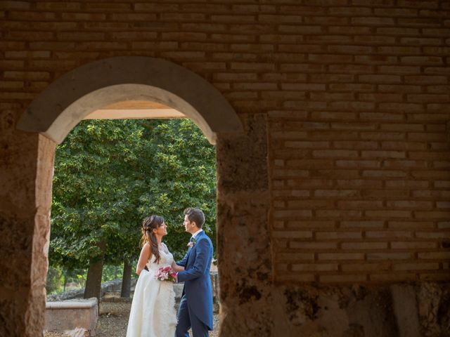 La boda de Ignacio y Noelia en Ayllon, Segovia 160