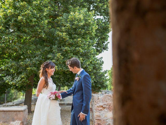 La boda de Ignacio y Noelia en Ayllon, Segovia 161