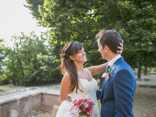 La boda de Ignacio y Noelia en Ayllon, Segovia 162