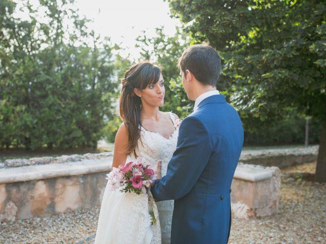 La boda de Ignacio y Noelia en Ayllon, Segovia 163