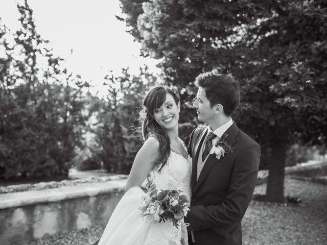 La boda de Ignacio y Noelia en Ayllon, Segovia 164