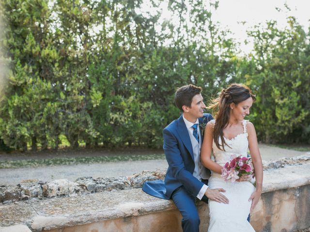 La boda de Ignacio y Noelia en Ayllon, Segovia 167