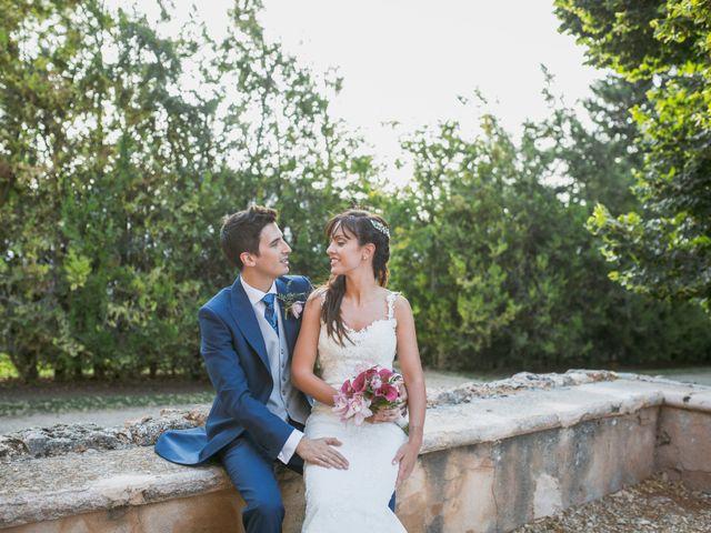 La boda de Ignacio y Noelia en Ayllon, Segovia 168