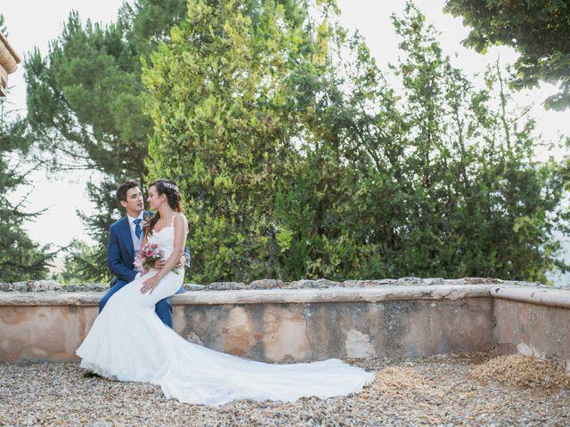 La boda de Ignacio y Noelia en Ayllon, Segovia 170