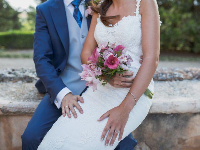 La boda de Ignacio y Noelia en Ayllon, Segovia 171