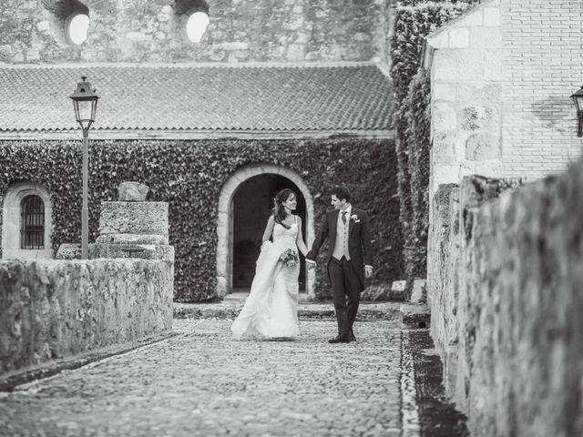 La boda de Ignacio y Noelia en Ayllon, Segovia 172