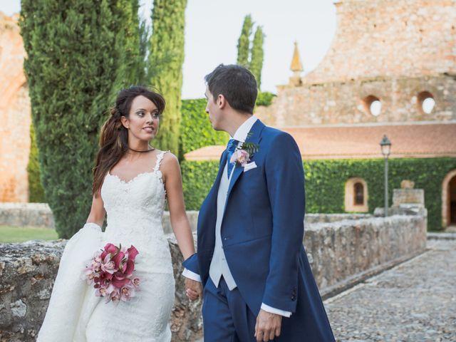 La boda de Ignacio y Noelia en Ayllon, Segovia 175