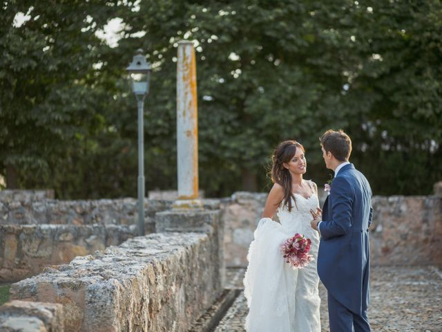 La boda de Ignacio y Noelia en Ayllon, Segovia 176