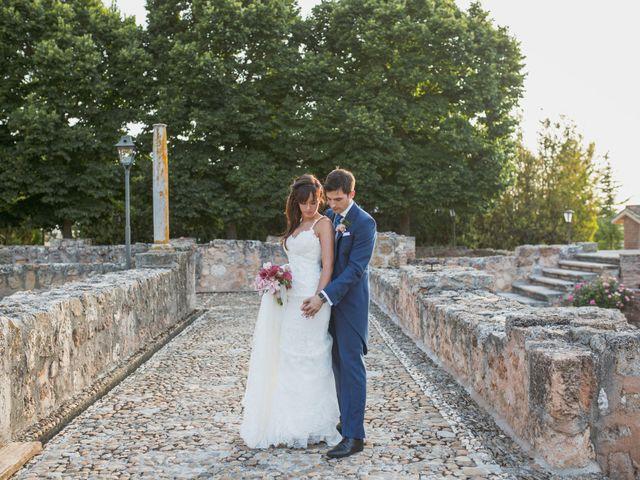 La boda de Ignacio y Noelia en Ayllon, Segovia 177