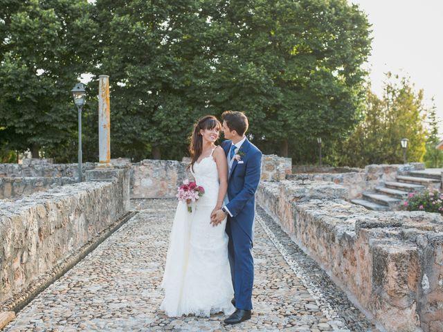 La boda de Ignacio y Noelia en Ayllon, Segovia 178
