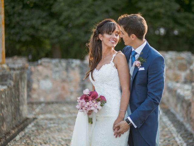La boda de Ignacio y Noelia en Ayllon, Segovia 179
