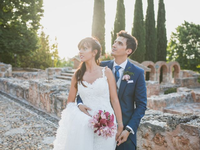 La boda de Ignacio y Noelia en Ayllon, Segovia 180
