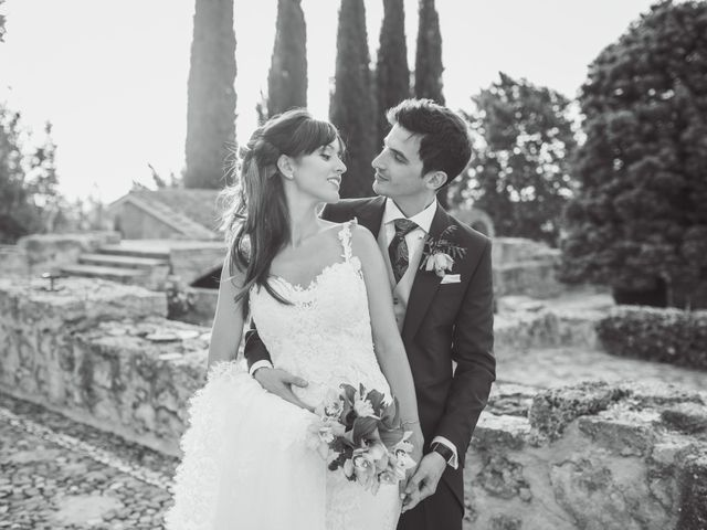 La boda de Ignacio y Noelia en Ayllon, Segovia 181