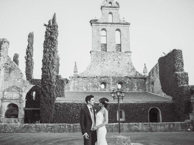 La boda de Ignacio y Noelia en Ayllon, Segovia 184