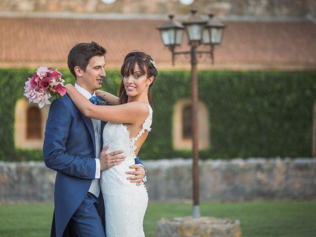 La boda de Ignacio y Noelia en Ayllon, Segovia 185