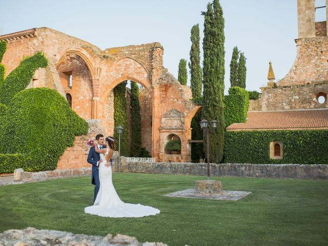 La boda de Ignacio y Noelia en Ayllon, Segovia 186