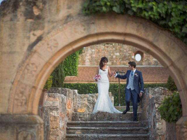 La boda de Ignacio y Noelia en Ayllon, Segovia 188