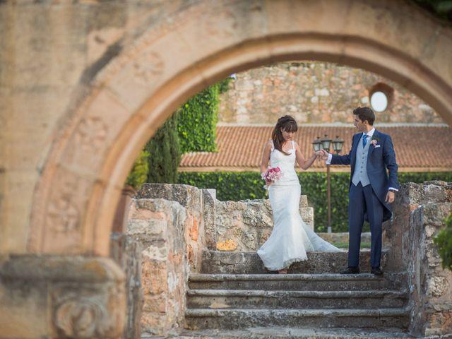 La boda de Ignacio y Noelia en Ayllon, Segovia 189