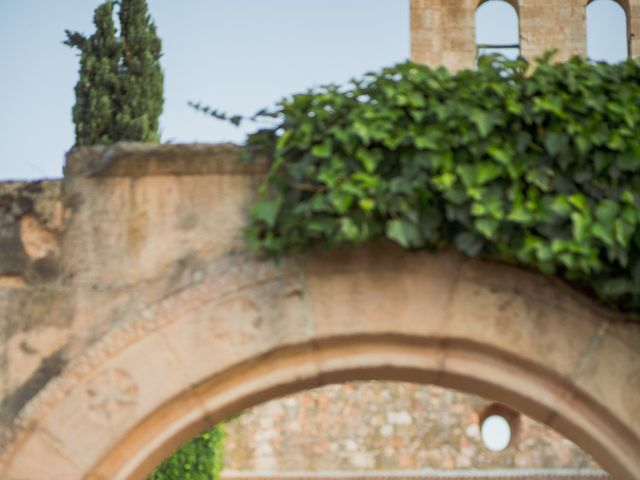 La boda de Ignacio y Noelia en Ayllon, Segovia 190