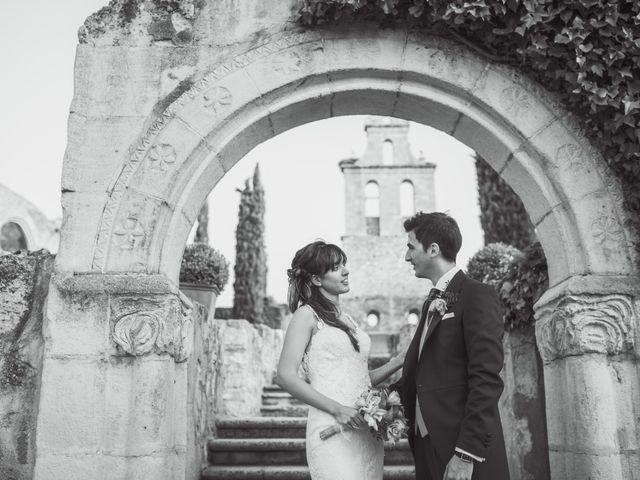 La boda de Ignacio y Noelia en Ayllon, Segovia 192