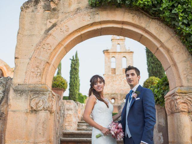La boda de Ignacio y Noelia en Ayllon, Segovia 193