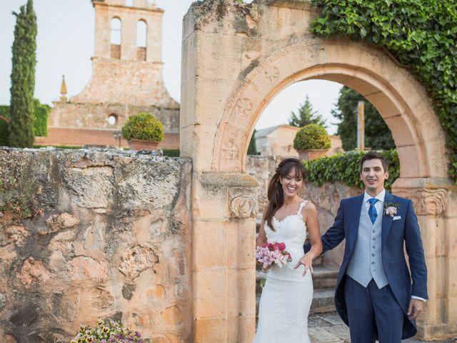 La boda de Ignacio y Noelia en Ayllon, Segovia 194